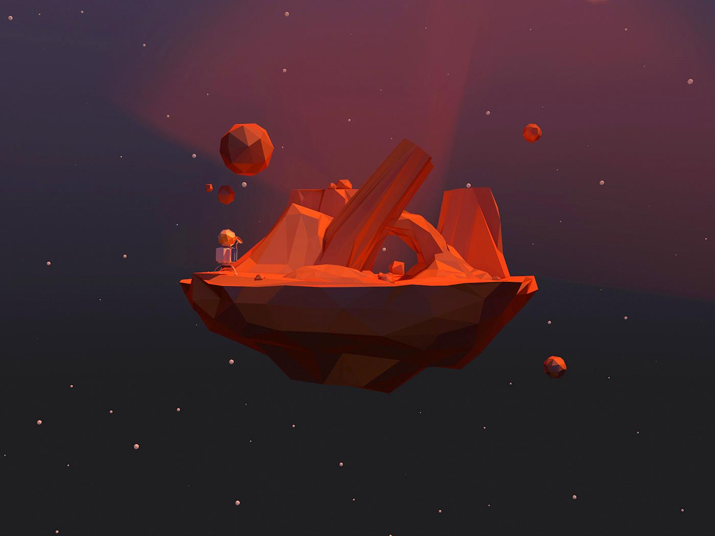 Desert Mini Planet
